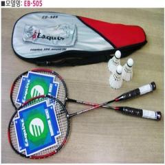 [에스콰이어]배드민턴라켓 EB-505/체육,운동,공연용품