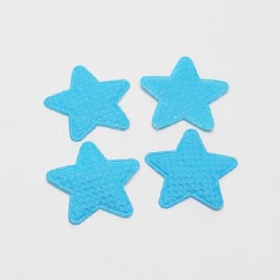 봉제소품/별 파랑(100p)/장식공예,만들기재료