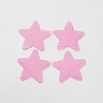 봉제소품/별 연분홍(100p)/장식공예,만들기재료