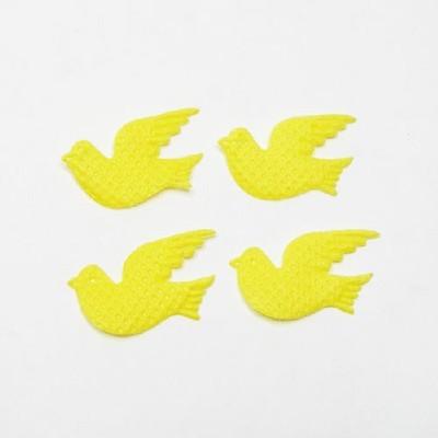 봉제소품/비둘기 노랑/장식공예,만들기재료