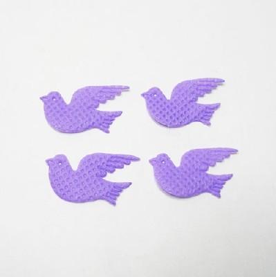 봉제소품/비둘기 보라/장식공예,만들기재료