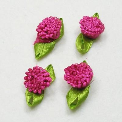 목단꽃/자주/장식공예,만들기재료