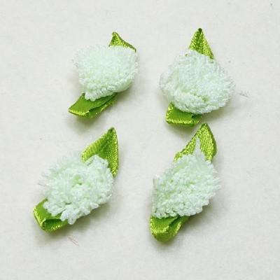 목단꽃/연옥색/장식공예,만들기재료