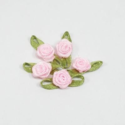 장미리본/ 연분홍/장식공예,만들기재료