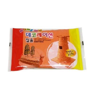 테라코타 (데코레이션찰흙)/50개/점토공예재료