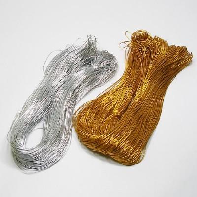 금은색실줄/만들기공예재료