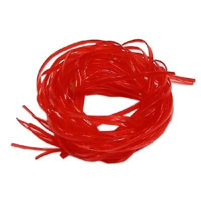 롤라비닐끈(일반)/빨강/만들기공예재료