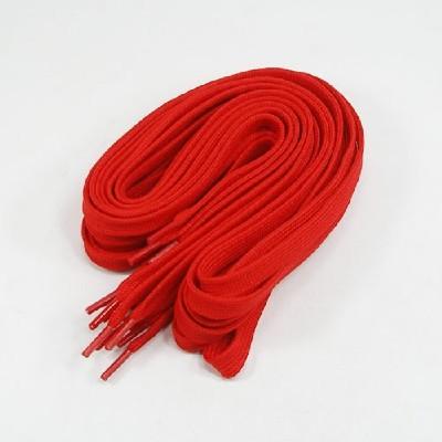 넓은운동화끈/빨강/만들기공예재료