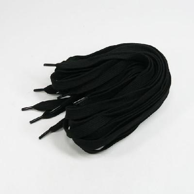 넓은운동화끈/검정/만들기공예재료