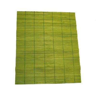 칼라나무발(20x25cm)/연두/장식공예재료