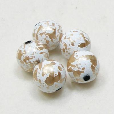 메추리알비즈/원형(10mm)/비즈공예재료