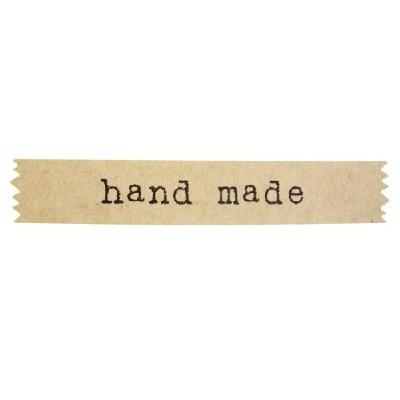 크라프트지스티커/hand made