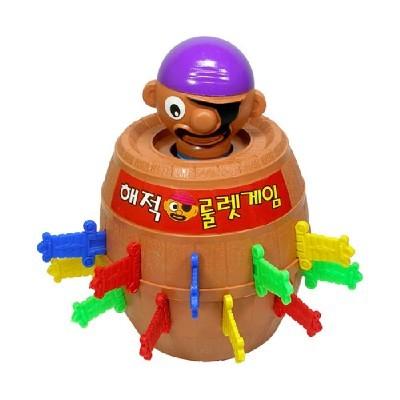해적룰렛(대)/완구,놀이용품