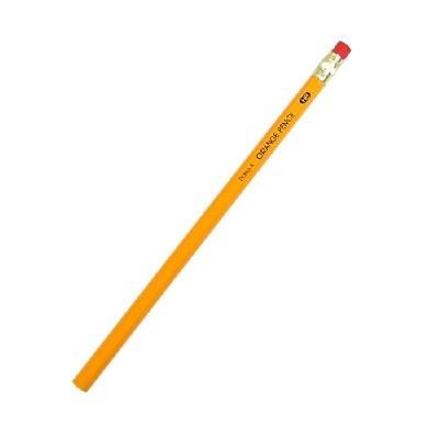 오렌지연필(5본)