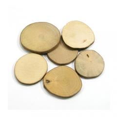 천연나무재료/원형(중)/나무공예재료