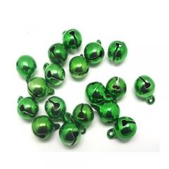 칼라방울/10mm(초록) 100개/만들기공예재료