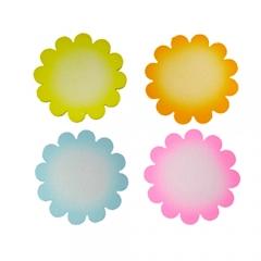 스치로폼-국화꽃판4색상/환경구성재료