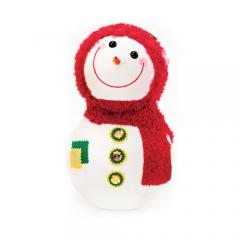 눈사람인형 32Cm 레드/크리스마스 장식소품