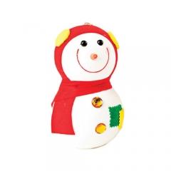 눈사람인형 16Cm 레드/크리스마스 장식소품