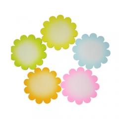 스치로폼-국화꽃판5색상/환경구성재료