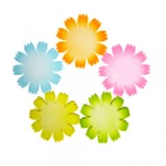 스치로폼-꽃판투톤5색상/환경구성재료