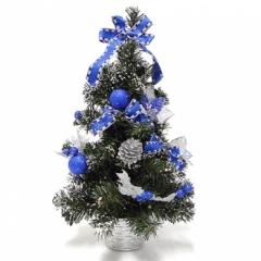 미니트리 50cm [블루]/크리스마스 트리용품