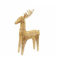 니켈사슴 50cm(전구포함)/크리스마스 트리용품