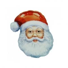 은박풍선-산타얼굴 수퍼쉐입