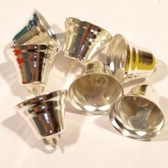 칼라종/26mm(은색) 30개/만들기공예재료