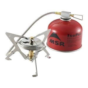 [엠에스알MSR] 윈드프로(WindPro canister stove)
