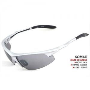 [고맥스Gomax] K3-Silver/Black