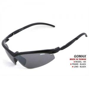 [고맥스Gomax] K5-Black/Black
