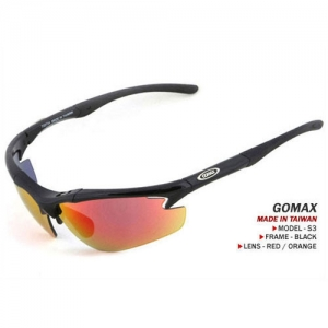 [고맥스Gomax] S3-Black/Red