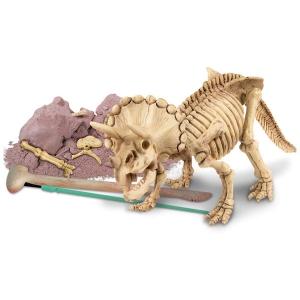 [4M] 공룡화석발굴놀이 - 트리케라톱스