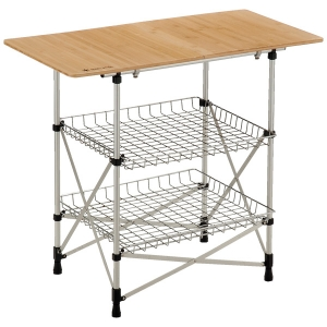 [스노우피크] 필드 키친 테이블 대나무(CK-012T)