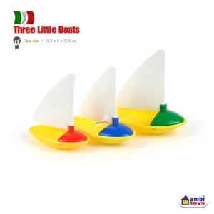 [앰비토이] 쓰리 리틀 보트 three little boats