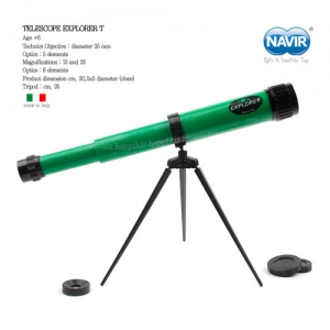 [나비르 NAVIR] 천체망원경 (Telescope explorer T)