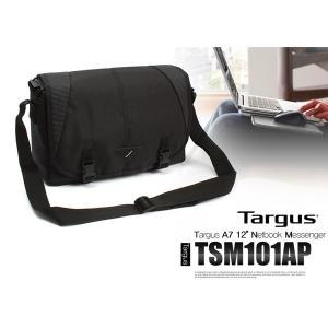 [타거스] A7 series TSM101AP/12형이하 노트북 수납용 메신저 가방
