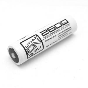 [질라이트] 18650 Li-ion battery (2600mAh)