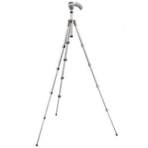 [맨프로토] 삼각대/헤드 MKC3-H02 Compact Photo-Movie Kit Grey 5단