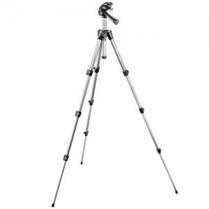 [맨프로토] 삼각대/헤드 MK393S-H Short Photo-Movie kit with Quick Camera Attachment 4단