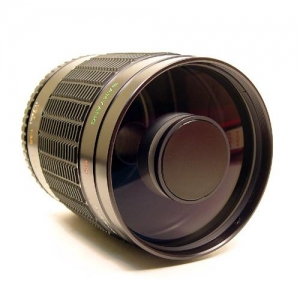 [삼양광학] f=500mm/8 Mirror 망원렌즈