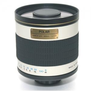 [삼양광학] POLAR 500mm 1:6.3 DX