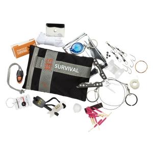 [거버] 베어그릴스 서바이벌 얼티메이트킷-멀티툴/나이프/성냥/호루라기/파이어스타터 Bear Grylls Ultimate Survival Kit