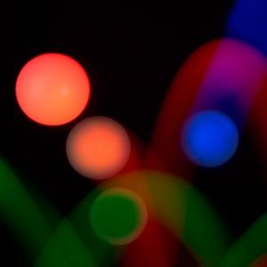 [나잇아이즈] Meteorlight™ L.E.D. Ball 메테오라이트 LED 볼
