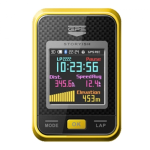 [큐비랩] 스토리쉬 포켓 GPS S1 Storyish Pocket GPS S1 / 휴대용배터리