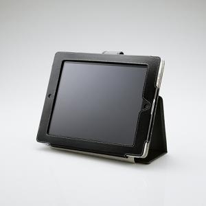 [엘레컴] AVA-PA10LY2BK iPad 아이패드 소가죽 케이스