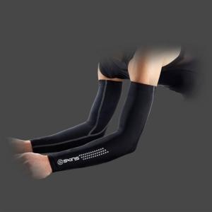 [스킨스] C400 암슬리브 Essentials Men's Compression Arm Sleeves 사이클 Cycle