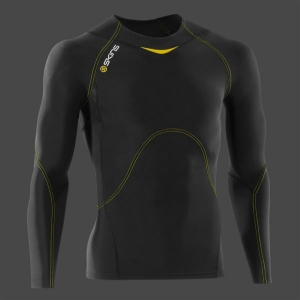 [스킨스] A400 맨 롱슬리브 Men's Compression Long Sleeve Top 액티브 Active