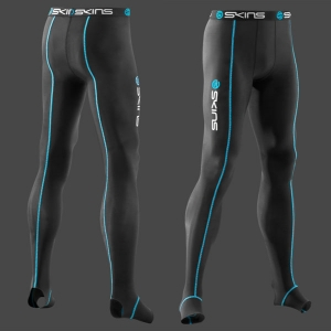[스킨스] 리커버리 롱타이즈 Unisex Travel Recovery Compression Long Tights